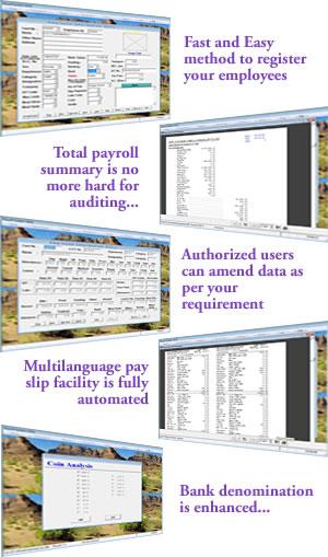 payroll system limitation